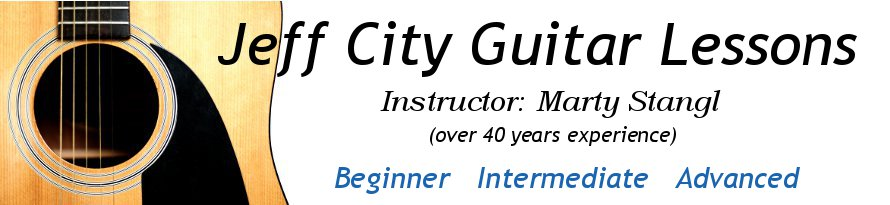 Jeff City Guitar Lessons